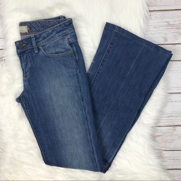 PAIGE Denim - PAIGE Laurel Canyon Flare Jeans 27 K0577